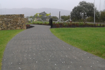 Driveways, concreting and paving