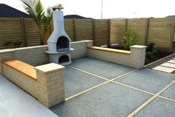 Garden design and landscape architecture