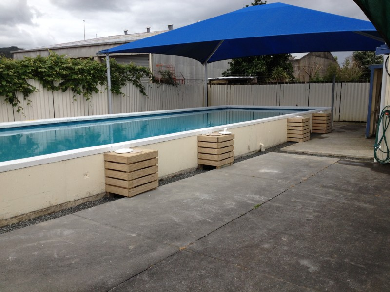 Morningside Pool Liner